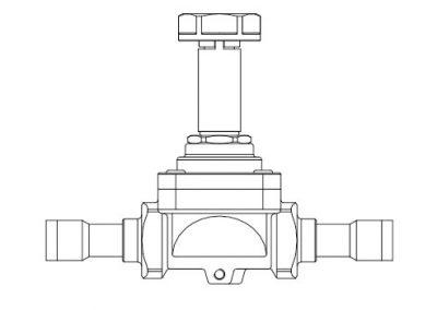 Castel Magneetafsluiter 1048-1049