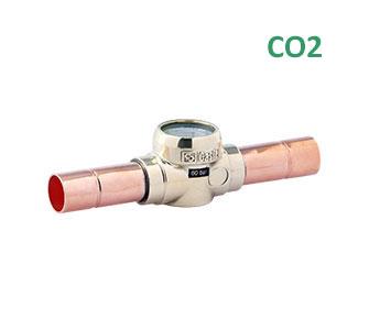 Castel kijkglazen CO2