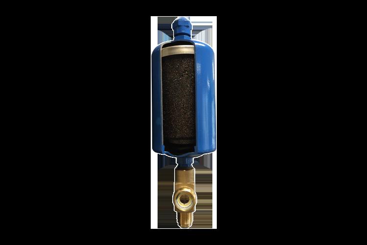 Castel Filterdroger open model