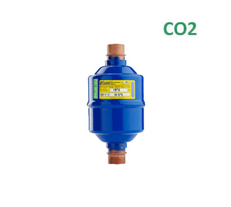 Castel Filterdrogers CO2