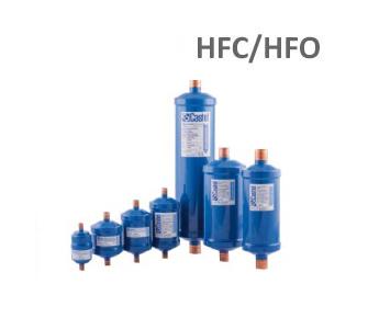 Castel Filterdrogers HFC/HFO