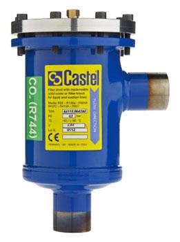 Castel Filterhuis CO2