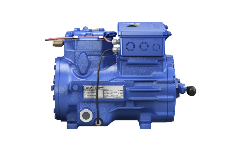 GEA Bock compressor