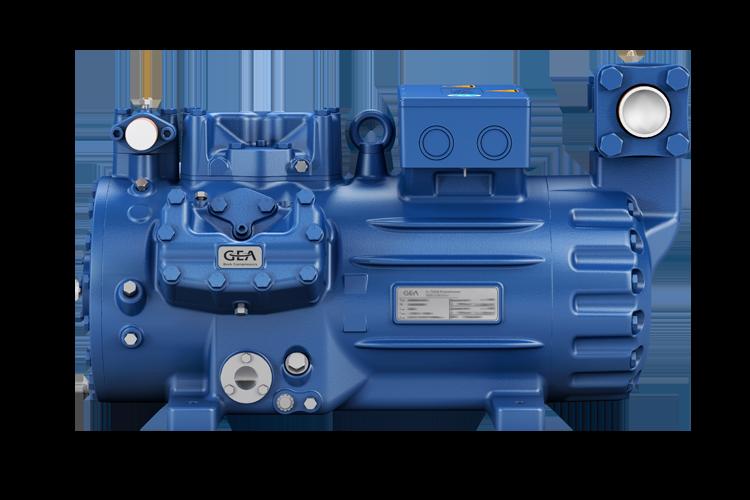 GEA Bock HG56e compressor