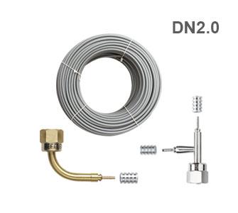 Refflex cappilaire leiding DN2