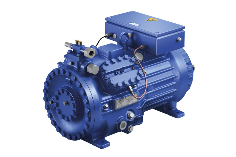 GEA-Bock HG34 CO2-T compressor