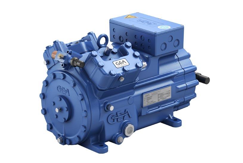 GEA-Bock HGX34E CO2 compressor