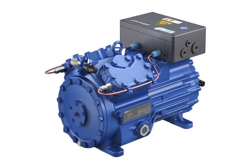 GEA-Bock ATEX compressor EX-HG34