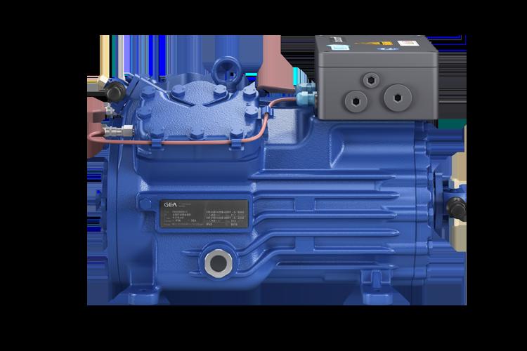 GEA-Bock HGX44e compressor