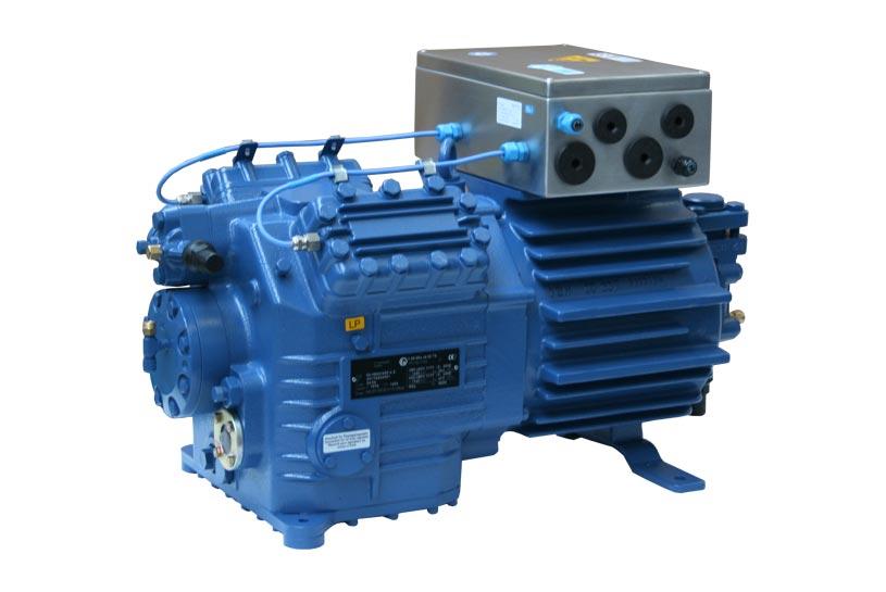 GEA-Bock ATEX compressor EX-HG4