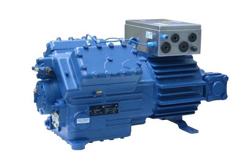 GEA-Bock ATEX compressor EX-HG5