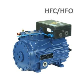 GEA-Bock Semi hermetische ATEX comporessoren voor HFC/HFO