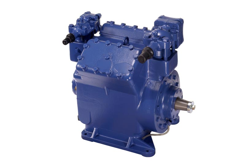 GEA-Bock F14 compressor