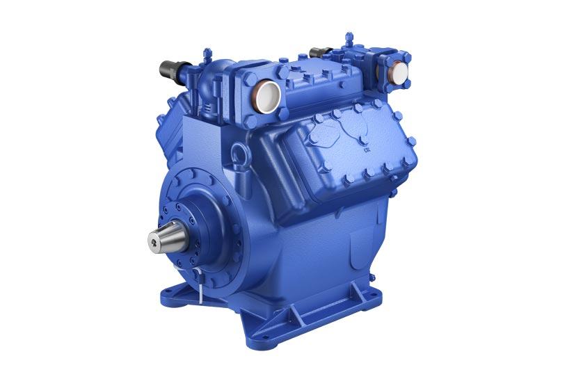 GEA-Bock F16 compressor