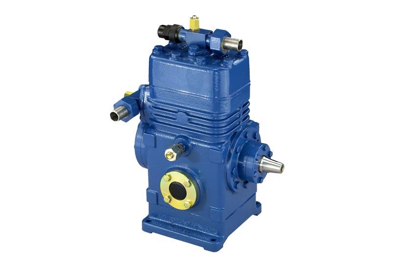 GEA-Bock F2 compressor