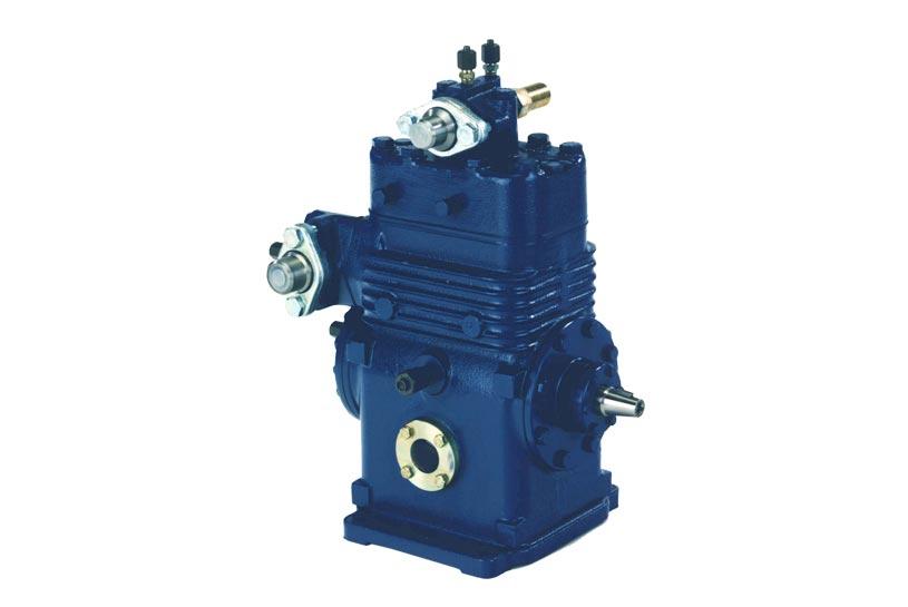 GEA-Bock F3 compressor