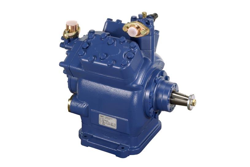 GEA-Bock F4 compressor