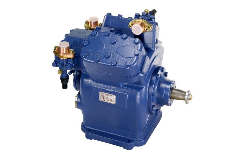 GEA-Bock F5 compressor