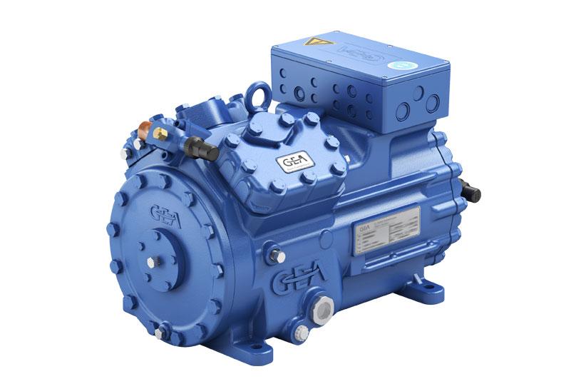 GEA-Bock HGX34e compressor
