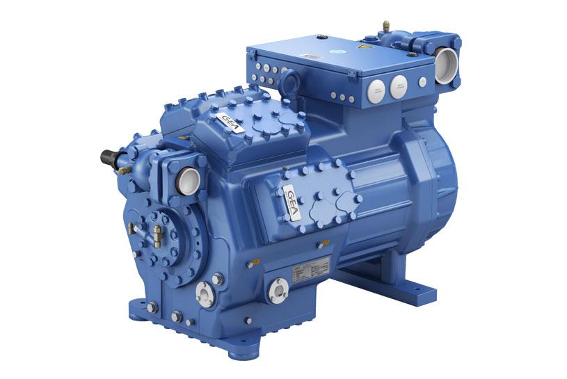 GEA-Bock HGX88e compressor