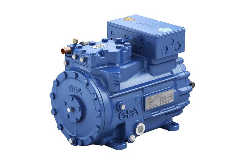 GEA-Bock HGX22e compressor