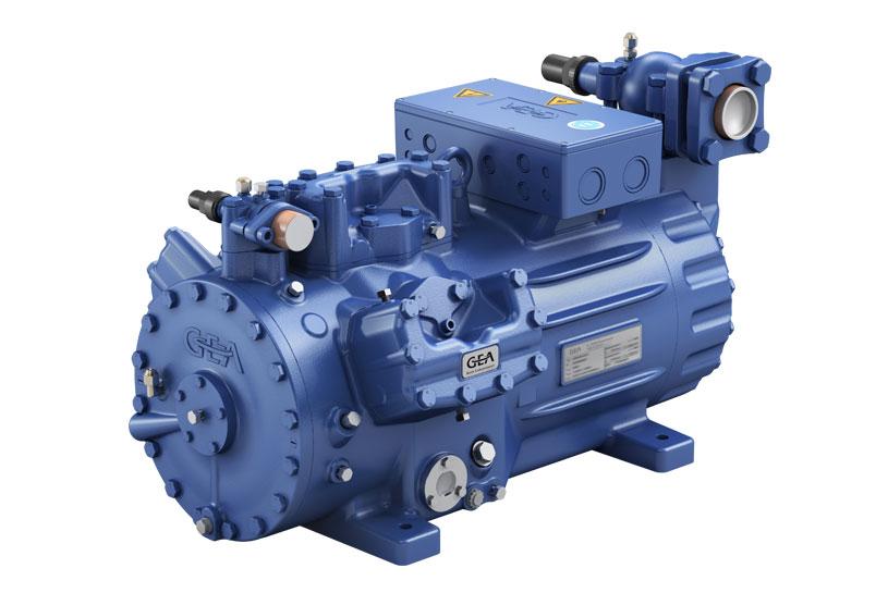 GEA-Bock HGX56e compressor