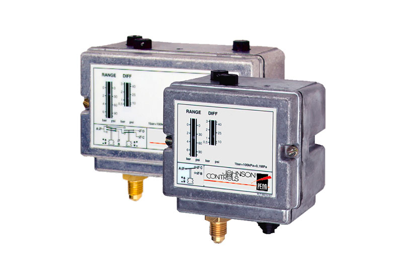 Johnson Controls pressostaat-p77-p78