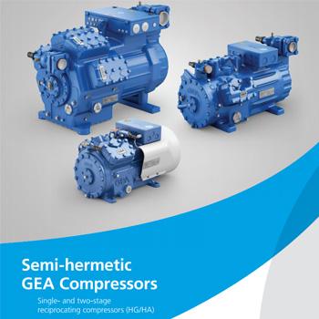 GEA-Bock compressor catalogus